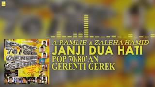 A. Ramlie & Zaleha Hamid - Janji Dua Hati (Offical Audio)