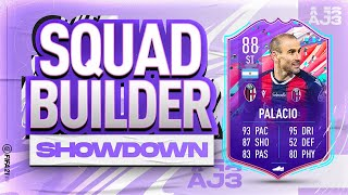 Fifa 21 Squad Builder Showdown!!! FUT BIRTHDAY PALACIO!!!