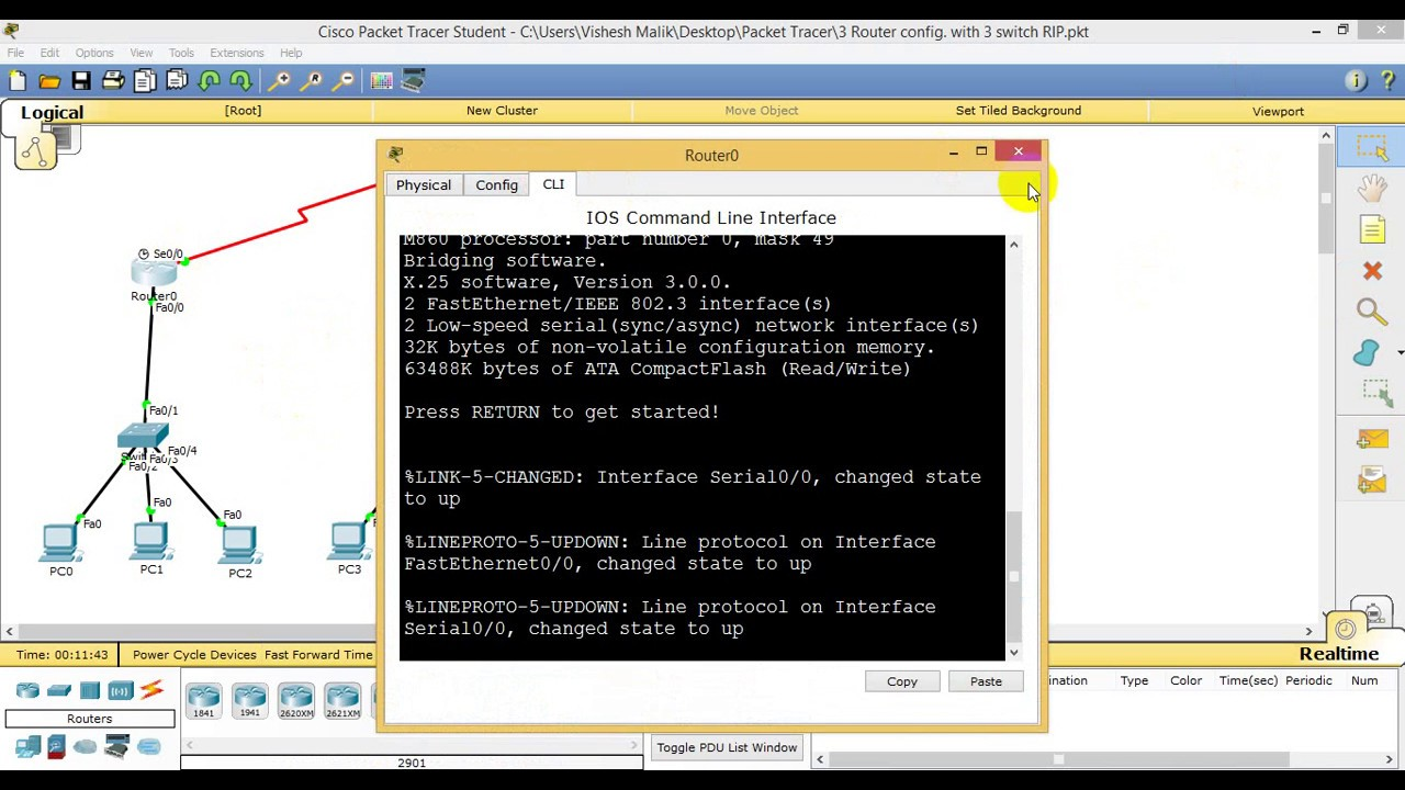 how to find username and password for cisco router