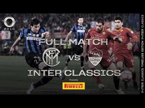 INTER Vs ROMA | 2009/10 COPPA ITALIA FINAL | INTER CLASSICS TIMELESS EDITION ⚫🔵🏆🏆🏆