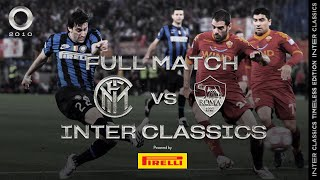 INTER vs ROMA | 2009/10 COPPA ITALIA FINAL | INTER CLASSICS TIMELESS EDITION ⚫🔵🏆🏆🏆