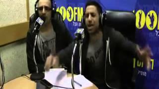 שחר חסון ויוסי טרבלוס מתארחים אצל יקיר אביב ברדיוס 100FM