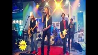 Never Fall In Love Again (live) - Max Buskohl - Sat1 Frühstücksfernsehen