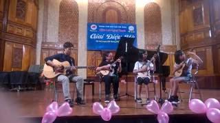 trung tâm âm nhạc music soul -dạy  guitar - ekulele - piano - thanh nhạc - múa -vẽ - 0975 308 222