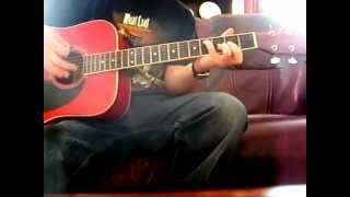 Yellowcard - Ocean avenue (acoustic cover)