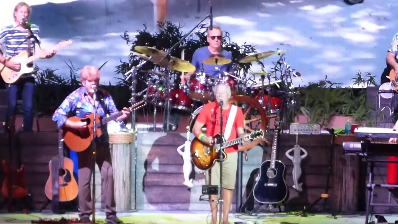 Jimmy Buffett July 13 2019 Toronto Changes In Latitudes
