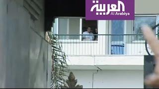مبارك حراً في منزله