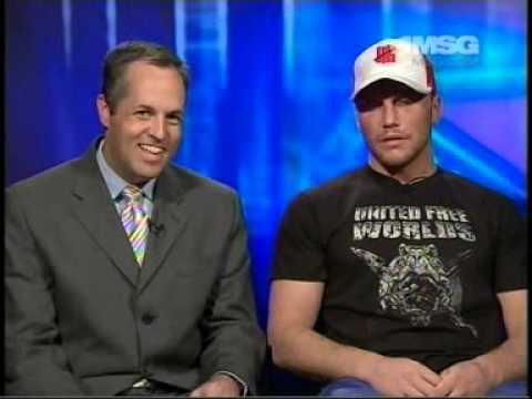 "Sean Avery Interview ... Calls Brodeur ""Fatso"" (2008.04.18)"