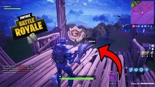 "SECRET ""BLOCKBUSTER STAR WEEK 5"" CHALLENGE LOCATION FREE BATTLEPASS TIER FORTNITE BATTLE ROYALE!"