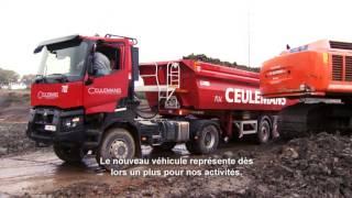RENAULT TRUCKS & VAN HOVE GARAGES - Ceulemans Vervoer
