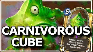Hearthstone - Best of Carnivorous Cube