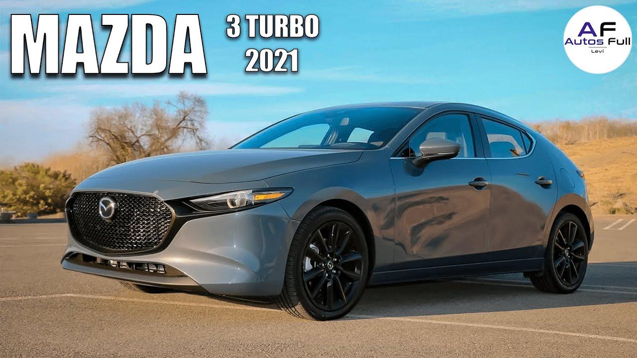 Mazda 3 Sport 2021 Ahora con Motor Turbo 🔥🔥🔥