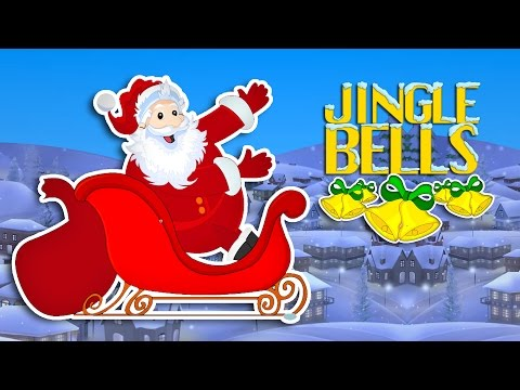 Dashing Through The Snow | Jingle Bells Song | Christmas Carols With Lyrics