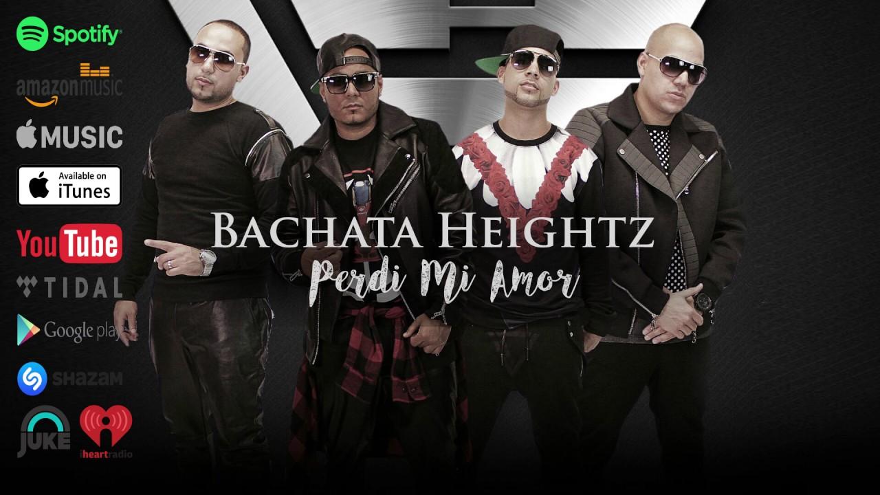 Perdí mi amor Bachata heightz - YouTube