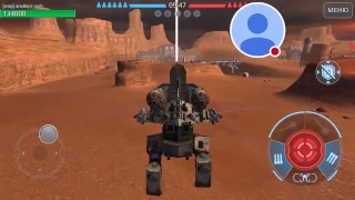 """Стрим игры """"War Robots""""."""