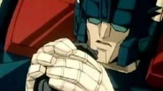 Evil Popcorn Man Ruins...Optimus Prime