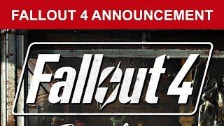 Fallout 4  - Announcement Trailer (HD 1080p)