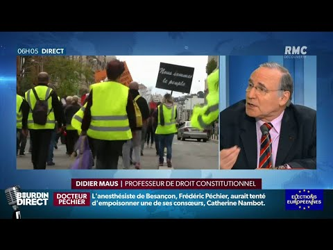 A-t-on le droit de voter en portant un gilet jaune?
