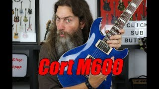 Quick Review - Cort M600