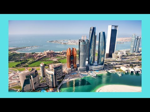 A tour of Abu Dhabi, United Arab Emirates