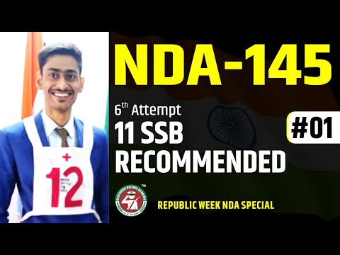 🔥🔥 अपने Failures और Rejections को Accept करना सीखो | NDA 2021 Success journey  in 6th Attempt