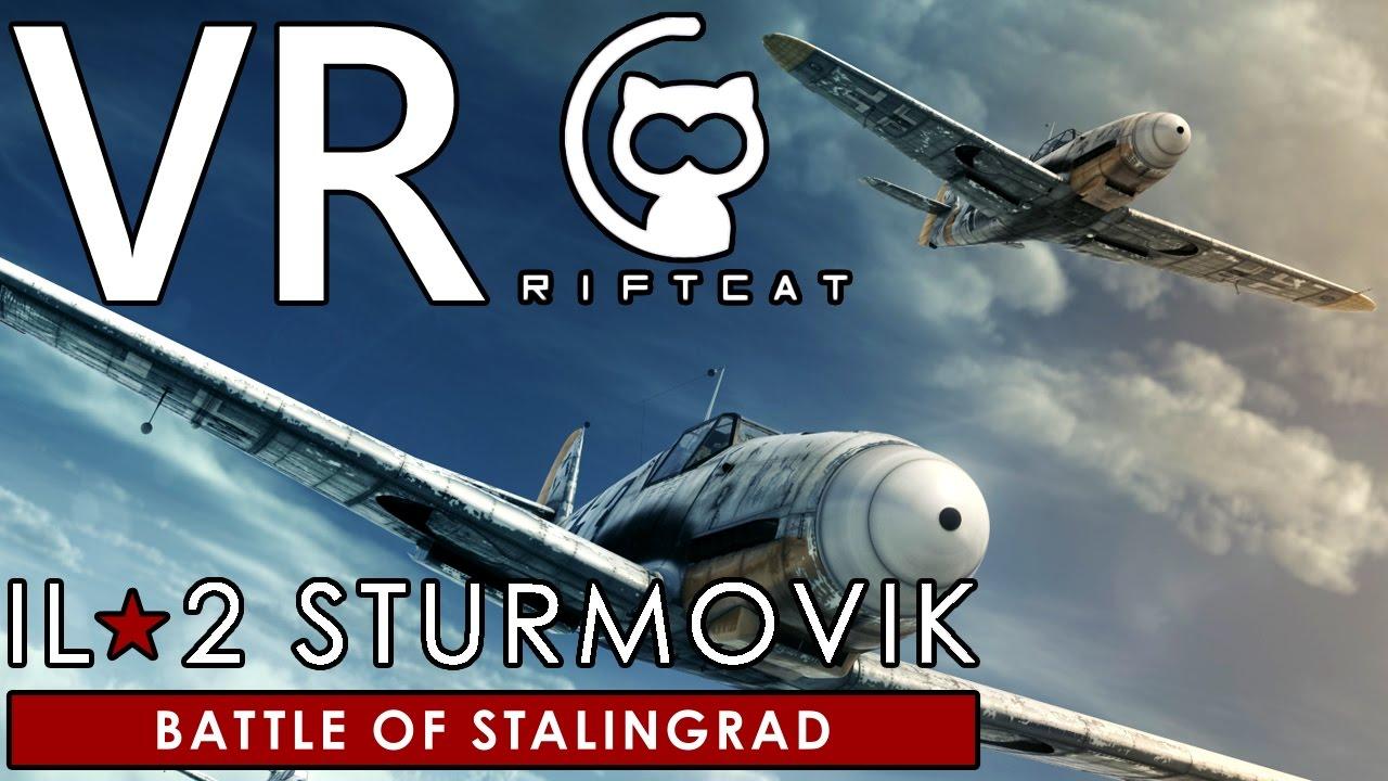 IL-2 Sturmovik VR on a SMARTPHONE!! using Riftcat VRidge by Reload