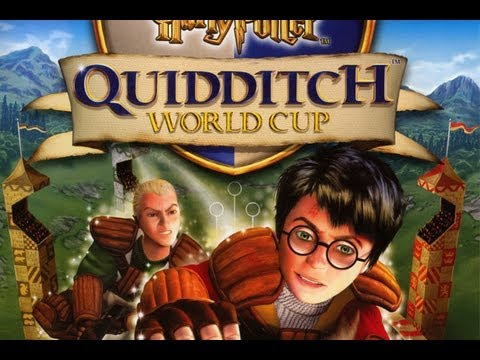CGRundertow HARRY POTTER: QUIDDITCH WORLD CUP for PlayStation 2 Video Game