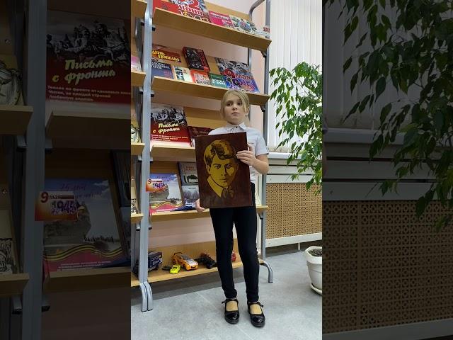 Изображение предпросмотра прочтения – МарияСтрижакова читает произведение «Осень» С.А.Есенина