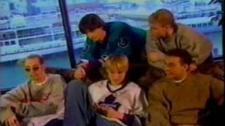 Instant Intervew with The Backstreet Boys 1996