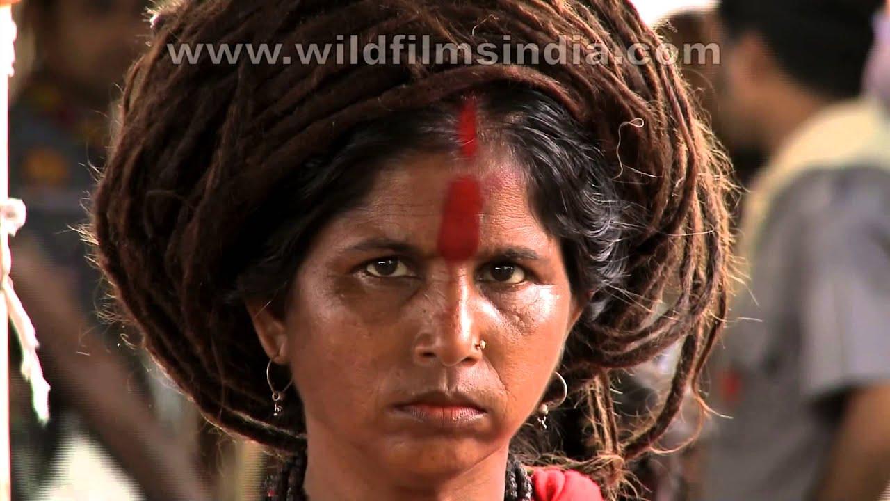 The terrifying Aghori sadhus in india