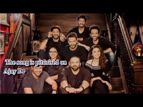 Golmaal Title Song Lyrics – Golmaal...