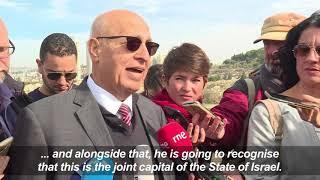 US Jerusalem recognition would end Trump peace push – Shaath
