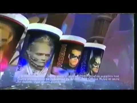 Pop Tarts Commercial Batman & Robin Tac...