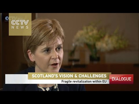 Interview: Scotland's first Minister seeks further cooperation with China