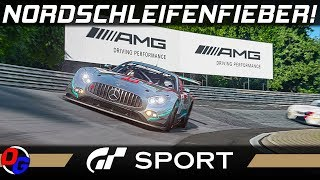 Let's Play GT SPORT Deutsch – AMG GT3 @ Nordschleife | Gran Turismo 4K Online Gameplay German
