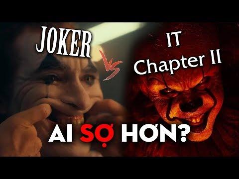 Phê Phim News: PHÂN TÍCH TRAILER JOKERI!! | IT: CHAPTER II LỘ CẢNH ĐẦU PHIM | UPDATE về BLACK WIDOW