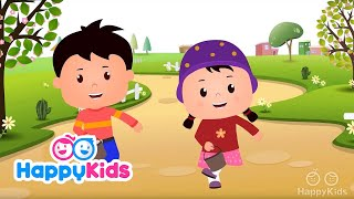 Jack & Jill - Nursery Rhymes For Children