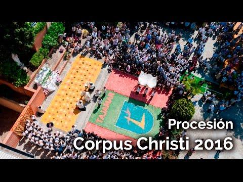 10 cosas tienen que saber las familias de 3º de Primaria sobre la procesión del Corpus de Tajamar