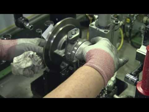 Holset Turbocharger - How Is Made By Cummins Turbo Technology ( Holset )