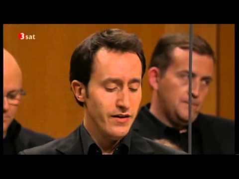 Bach Matthäus-Passion BWV 244 39 47 Aria Erbarme Dich - Damien Guillon