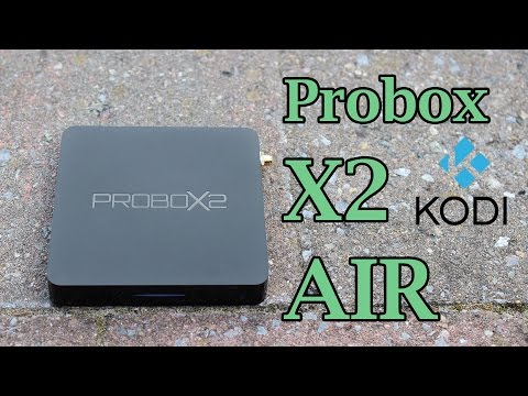 PROBOX2 Air Kodi/Android 6 BOX Review!
