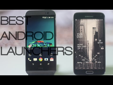 Top 10 Best Android Launchers