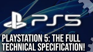 DF Direct: PlayStation 5 - The Official Specs, The Tech + Mark Cerny's Next-Gen Vision