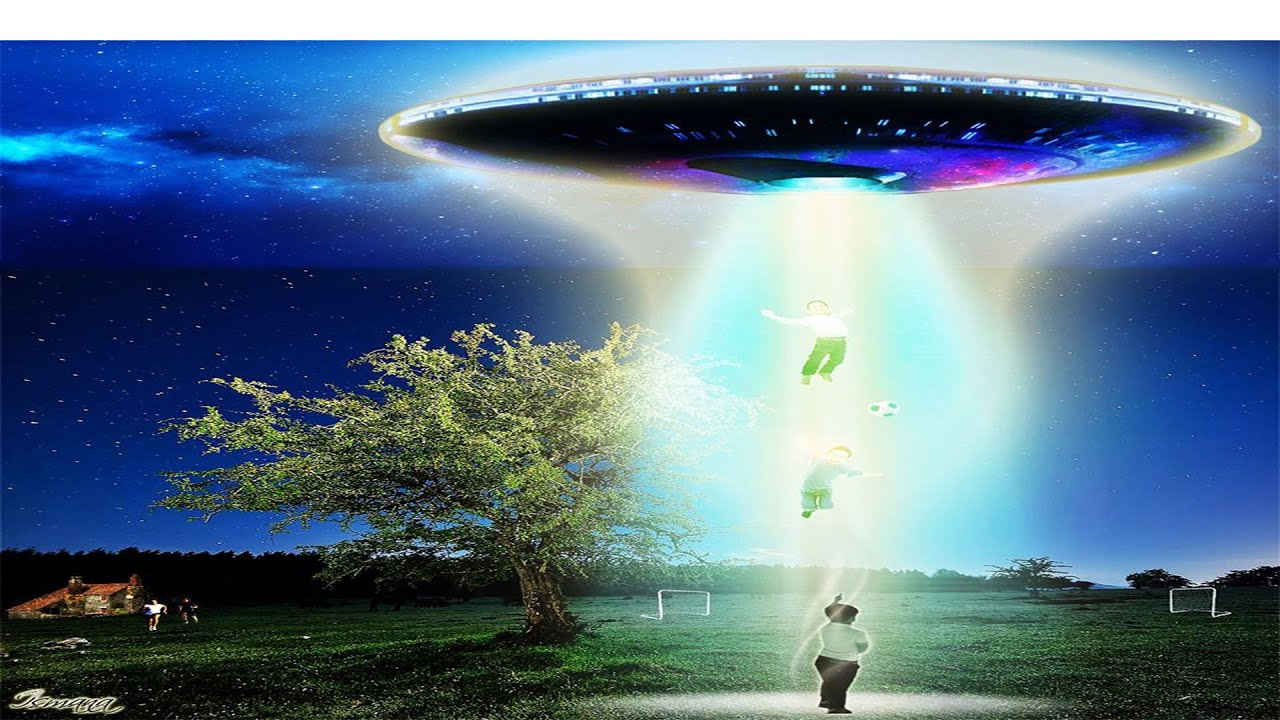 GRITABAN DE TERROR AL VER LA NAVE -  Caso Concordia - Abducción extraterrestre