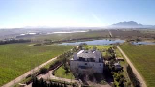 Boutique Wine & Olive Farm For Sale - Stellenbosch