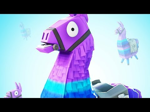New c4 supply llamas fortnite battle royale youtube - Fortnite llama background ...