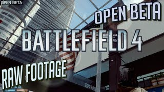 Battlefield 4 Open Beta in 1440p HD: Raw Idiotic Footage of Shanghai Multiplayer Map (PC Let