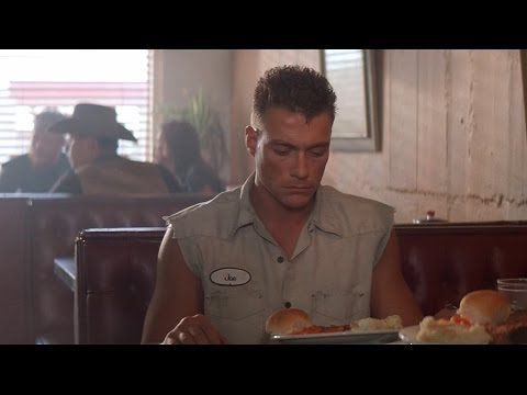 Scene in the diner  Universal Soldier
