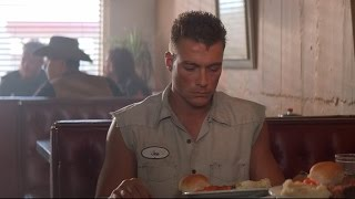 Scene in the diner | Universal Soldier