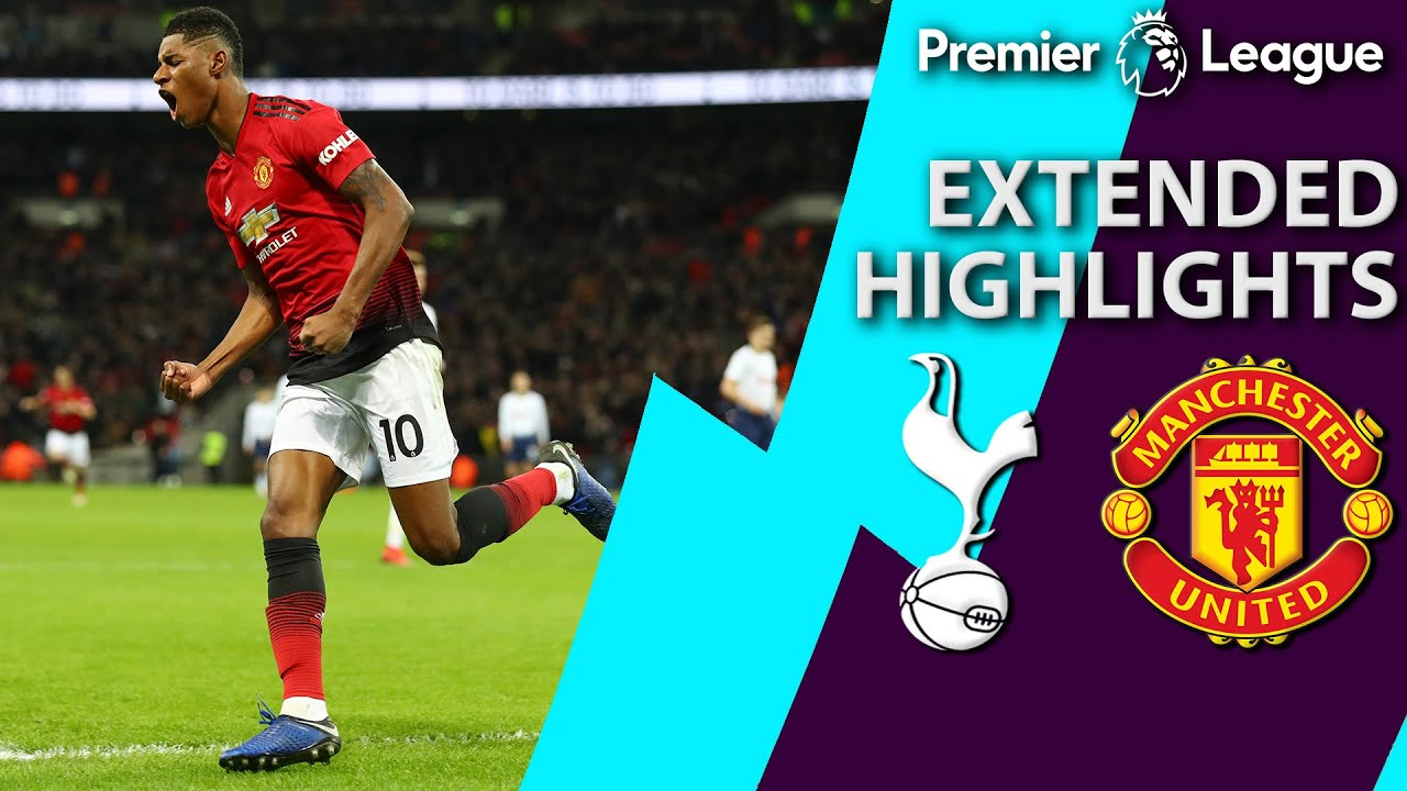 Premier League's Tottenham vs. Manchester United (6/19): Watch ...
